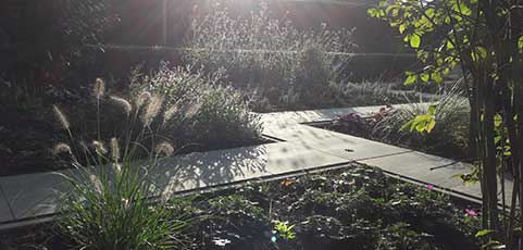 Tuinrenovatie voortuin Vlodrop